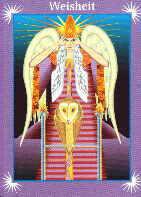 Engelkarte | Weisheit