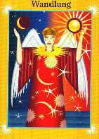 Engelkarte | Wandlung
