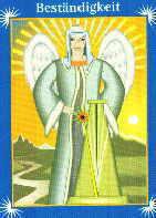 Engelkarte | Beständigkeit