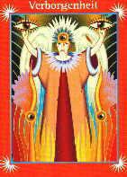 Engelkarte | Verborgenheit