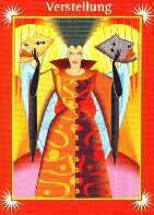 Engelkarte | Verstellung