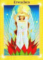 Engelkarte | Erwachen