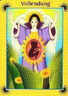 Engelkarte | Vollendung