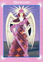 Engelkarte | Harmonie