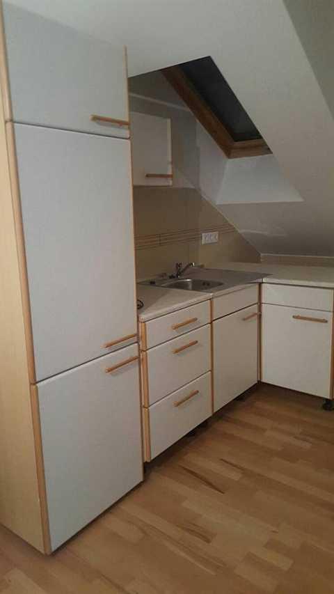 integrierte Küchenzeile - möblierte Wohnung Wien